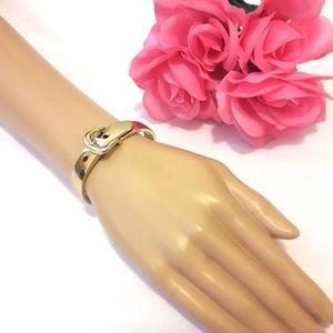 Jewelry - 💥3/$15💥 Belt Buckle Bracelet